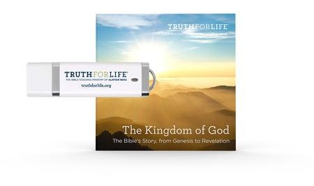 The Kingdom of God USB